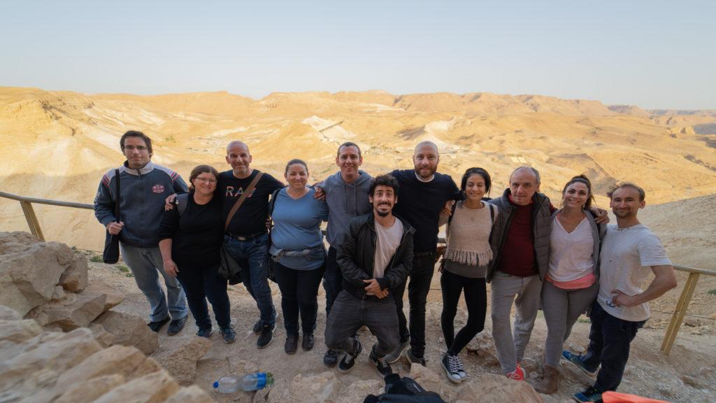 SEGUNDA VISITA A ISRAEL